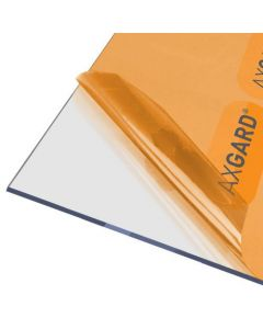 Axgard Clear 4mm UV Protect Polycarb 1000 x 3350mm