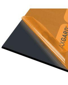 Axgard Black 6mm UV Prtc Polycarb 1000 x 2000mm
