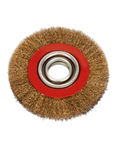 Sealey Wire Wheel Ø150 x 20mm 13mm Bore Wide