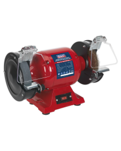 Sealey Bench Grinder Ø150mm with Wire Wheel 450W/230V Heavy-Duty