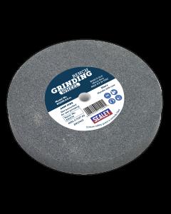 Sealey Grinding Stone Ø200 x 25mm Ø16mm Bore A60P Fine