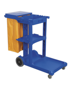 Sealey Janitorial Trolley