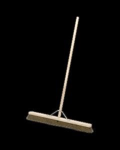 "Sealey Broom 36""(900mm) Soft Bristle"