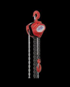 Sealey Chain Block 2tonne 3m