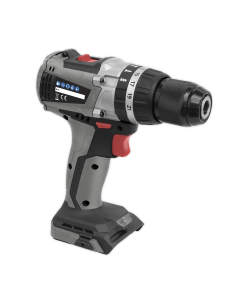 Sealey Brushless Hammer Drill/Driver Ø13mm 20V - Body Only