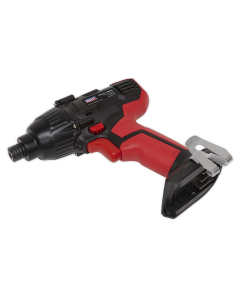 """Sealey Impact Driver 20V 1/4""""Hex Drive 180Nm - Body Only"""
