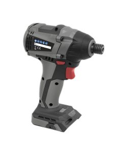 """Sealey Brushless Impact Driver 20V 1/4"""" Hex 200Nm - Body Only"""