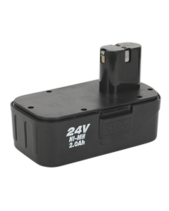 Sealey Power Tool Battery 24V 2Ah Ni-MH for CP2400MH