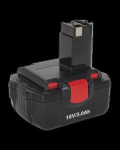 Sealey Power Tool Battery 18V 3Ah Li-ion for CP315