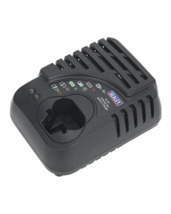 Sealey Battery Charger 14.4V Lithium-ion 40min for CP60BP