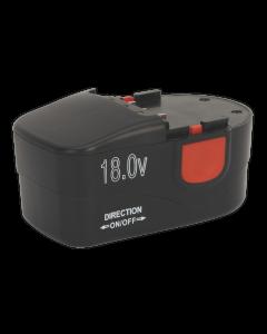Sealey Power Tool Battery 18V 2Ah Li-ion for CPG18V