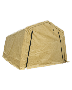 Sealey Car Port Shelter 3 x 5.2 x 2.4m