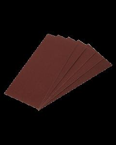 Sealey Orbital Sanding Sheet 115 x 280mm Assorted Pack of 5