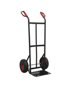 Sealey Heavy-Duty Sack Truck with PU Tyres 250kg Capacity CST987HD