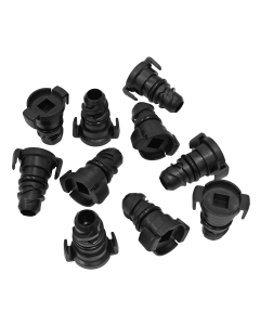 Sealey Plastic Sump Plug - Ford EcoBoost - Pack of 10