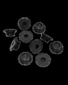 Sealey Plastic Sump Plug - BMW - Pack of 10