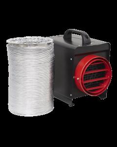 Sealey Industrial Fan Heater 3kW