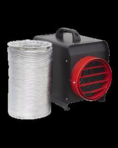 Sealey Industrial Fan Heater 5kW