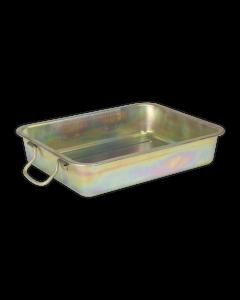 Sealey Metal Drain Pan 9L