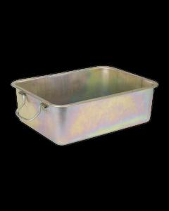 Sealey Metal Drain Pan 16L