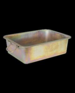 Sealey Metal Drain Pan 20L