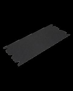 Sealey Floor Sanding Sheet 205 x 470mm 60Grit - Pack of 25