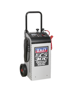 Sealey Electronic Charger Starter 45/300A 12/24V
