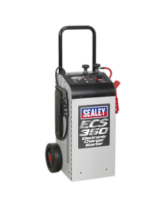 Sealey Electronic Charger Starter 60/350A 12/24V