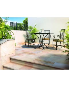 Strata Stone - The Elegance Collection Patio Packs - Sienna