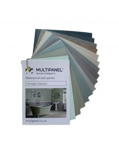 Multipanel Heritage Collection Samples