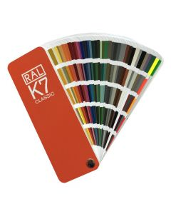 K7 Ral Colour Book