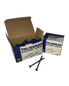 Box Masonry Screws 6.3 x 100