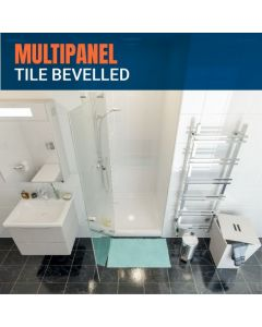 Multipanel Large Format Tile Embossed