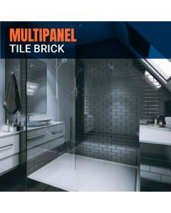 Multipanel Tile Brick Panels