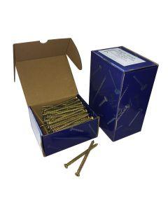 Box (100) Mungo Wall Screws 7.5mm x 80mm