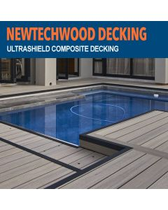 NewTechWood Ultrashield Composite Decking