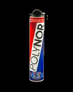 12 Cans of Polynor Pro Spray Foam 750ml Gun Applied & DL Chemicals Foam Applicator Gun