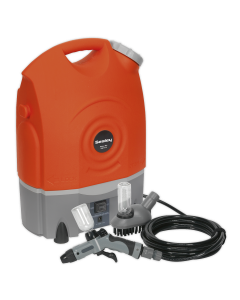 Sealey Pressure Washer 12V Rechargeable