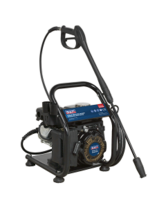 Pressure Washer 130bar 420L/hr 2.4hp Petrol
