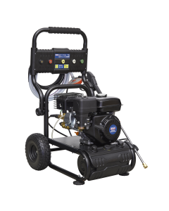 Pressure Washer 220bar 540L/hr Self-Priming 6.5hp Petrol