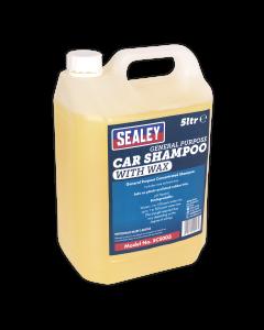 Car Shampoo with Wax 5L