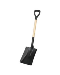 Sealey Shovel with 710mm Wooden Handle