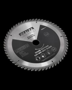 Sealey Cut-Off Saw Blade 250 x 3.2mm 30mm 60tpu