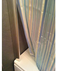 Splashblade - Shower Curtain Holder