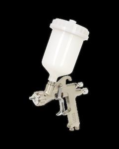 Sealey Spray Gun Gravity Feed 2mm Set-Up