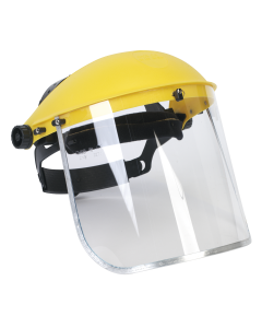 Sealey Brow Guard with Full Face Shield