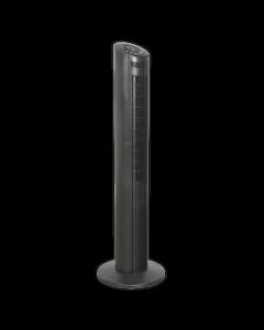 """Sealey Oscillating Tower Fan 3-Speed 42"""" 230V"""