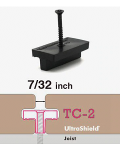 UltraShield CEC Clips (TC2) Pack of 250