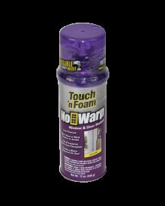 Touch 'n Foam No-Warp Expanding Foam, 12oz Can