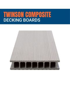 Twinson Composite Decking Boards